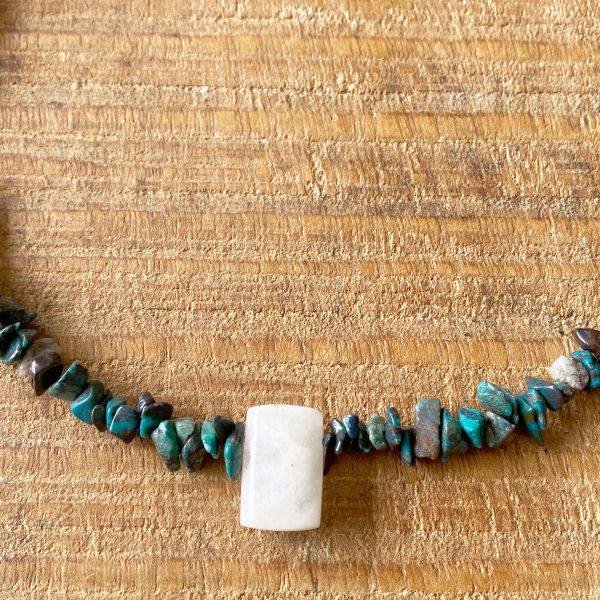 bienfaits de la turquoise et de la pierre de lune, lithothérapie, cadeau de Noël